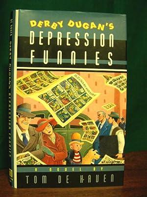 DERBY DUGAN'S DEPRESSION FUNNIES: De Haven, Tom