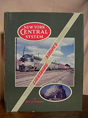 NEW YORK CENTRAL LIGHTNING STRIPES: Sweetland, David R.