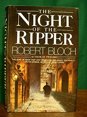 THE NIGHT OF THE RIPPER: Bloch, Robert