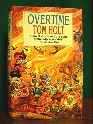 OVERTIME: Holt, Tom