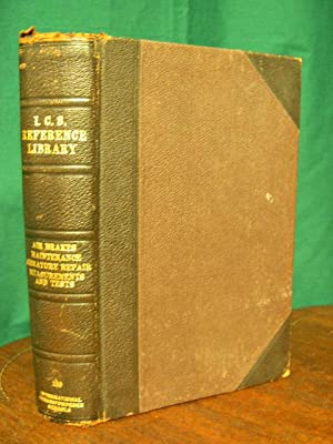 I.C.S. REFERENCE LIBRARY 139. STRAIGHT AIR BRAKES,