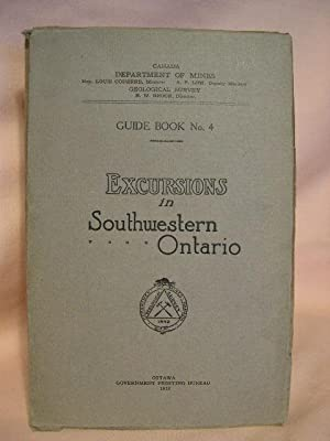 GUIDE BOOK NO 4. EXCURSIONS IN SOUTHWESTERN ONTARIO. EXCURSIONS A4, B1, A12, B3