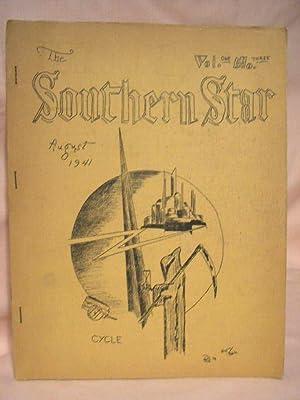 THE SOUTHERN STAR; AUGUST 1941, VOLUME 1, NUMBER 3: Gilbert, Joseph, and Art R. Sehnert, editors