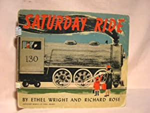 SATURDAY RIDE: Wright, Ethel, and Richard Rose