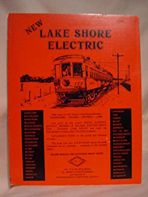 NEW LAKE SHORE ELECTRIC: TROLLEY TRAILS VOL. 4: Christiansen, Harry