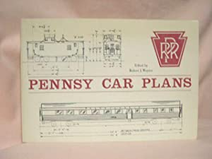 PENNSY CAR PLANS: Wayner, Robert J., editor