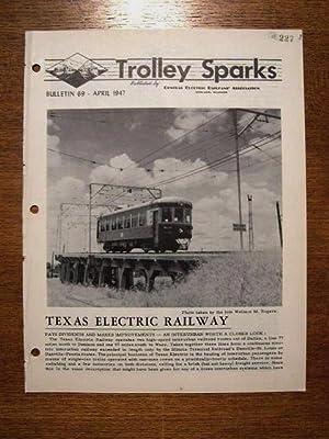 TROLLEY SPARKS; BULLETIN 69: Neuburger, Barney, editor