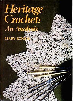 Heritage Crochet : Analysis: Konior, Mary