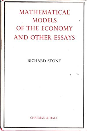 Mathematical Models of the Economy and Other Essays