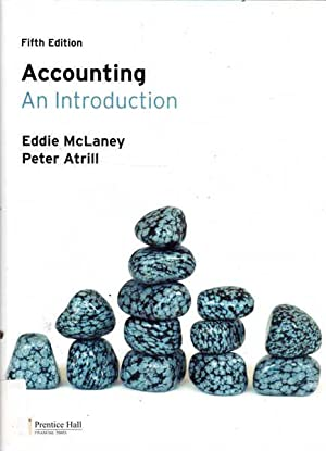 Accounting: An Introduction Fifth Edition