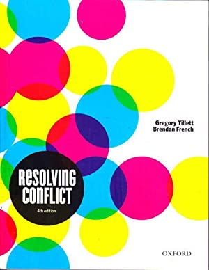 Resolving Conflict: Tillett, Gregory; French,