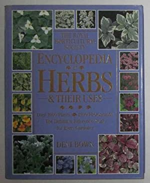 Royal Horticultural Society Encyclopedia of Herbs &: Bown, Deni