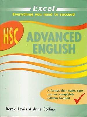 HSC Advanced English: Collins, Anne; Lewis,