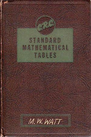 Standard Mathematical Tables: Weast, Robert C.
