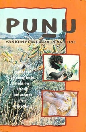 Punu: Yankunytjatjara Plant Use: Goddard, Cliff; and
