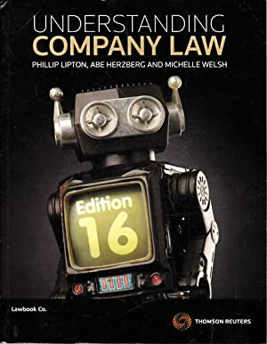 Understanding Company Law: Lipton, Phillip; Herzberg,