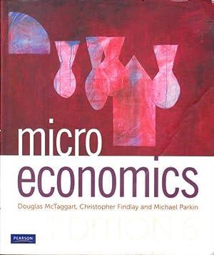 Micro-Economics: Douglas, McTaggart; Findlay,
