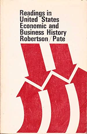 Readings in United States Economic and Business History