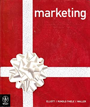 Marketing: Elliot, Greg; Rundle-Thielem,