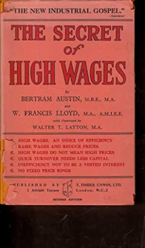 The Secret of High Wages