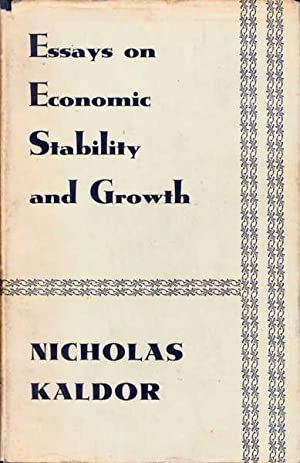 Essays on Economic Stability and Growth