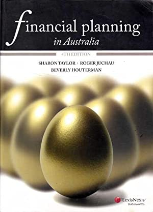 Financial Planning in Australia Fourth Edition