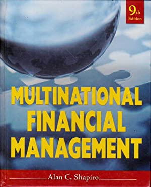 Multinational Financial Management 9th Edition