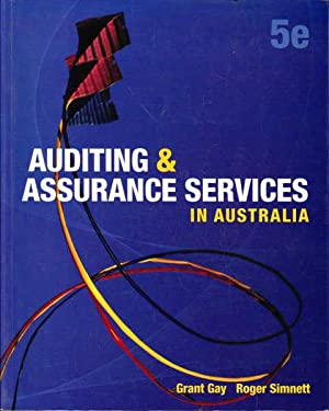Auditing and Assurance Services in Australia Fifth Edition