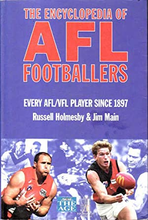 The Encyclopedia of AFL Footballers: Every AFL/VFL: Holmesby, Russell; Main,