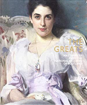 The Greats: Masterpieces from the National Galleries: Donaldson, Julie (ed)