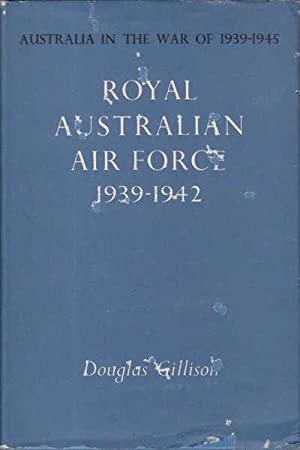 Royal Australian Air Force 1939-1942: Gillison, Douglas
