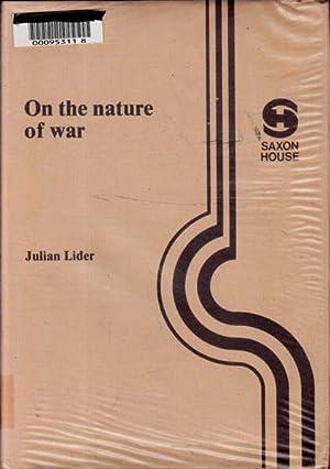 On the Nature of War: Lider, Julian