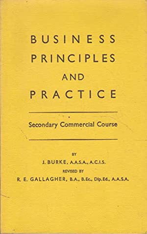Business Principles and Practice: Secondary Commercial Course