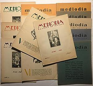 Mediodía. Revista de Sevilla. N. 1-14 (Primera