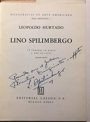 Lino Spilimbergo: Leopoldo Hurtado
