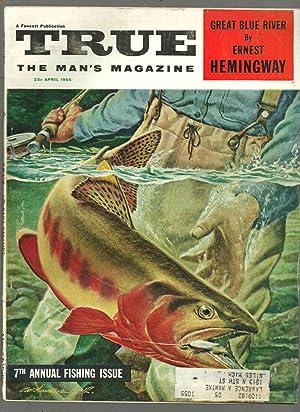 Great Blue River in True The Man's Magazine: Hemingway, Ernest