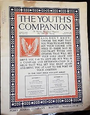 The Youth's Companion Magazine, Volume 98, No.: Blake, Gladys /