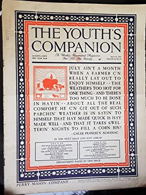 The Youth's Companion Magazine, Volume 99, No.: Stephens, C. A.