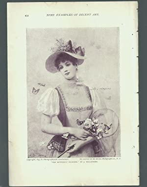 The Butterfly Charmer: Ballavoine, J.