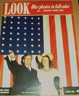Look Examines Ernest Hemingway in Look Magazine: Hemingway, Ernest