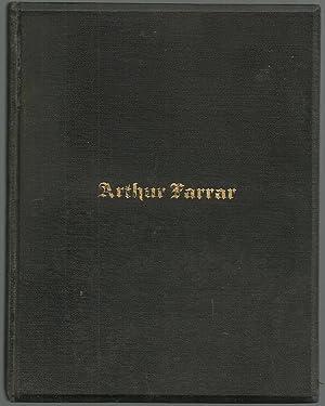 In Memoriam: Arthur Farrar December 3, 1837 - November 2, 1893: Aldrich, H. H., Secretary of the ...