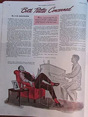 Both Parties Concerned in Saturday Evening Post: Salinger, J. D.