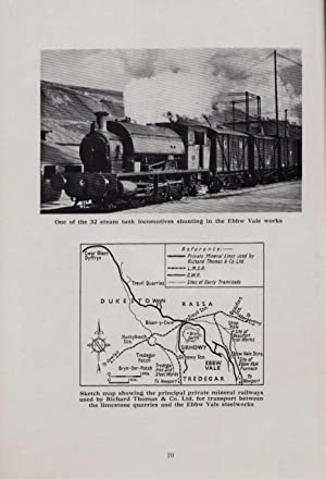 The Sirhowy Valley And Its Railways: Barrie, D. S. and Charles E. Lee