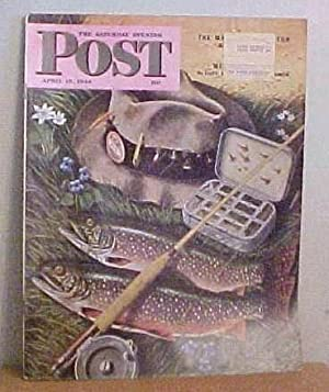 Soft - Boiled Sergeant in The Saturday Evening Post: Salinger, J. D.
