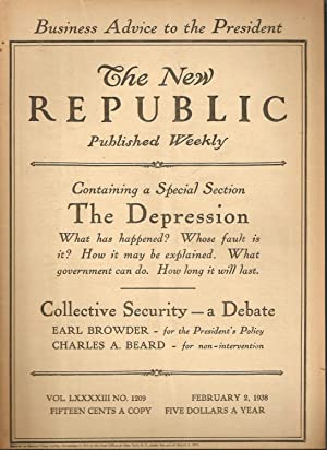 The Depression: What Has Happened, Whose Fault Is It, How It May Be Explained, What Government Can ...