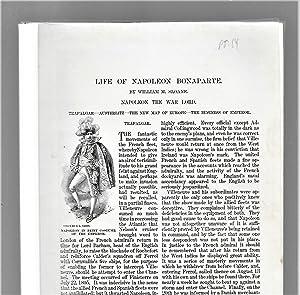 Life Of Napoleon Bonaparte, Part XIV: Napoleon: Sloane, William M.
