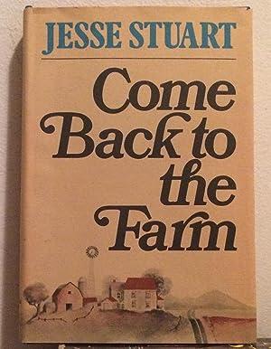 Come Back To The Farm: Stuart, Jesse