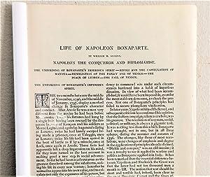 Life Of Napoleon Bonaparte, Part VII: Napoleon: Sloane, William M.