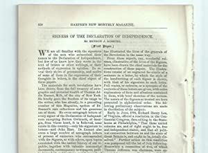 Signers Of The Declaration Of Independence in: Lossing, Benson J.