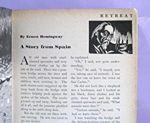 Retreat: A Story From Spain in Lilliput Magazine: Hemingway, Ernest